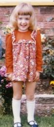 Rachel Hall (Age 3)