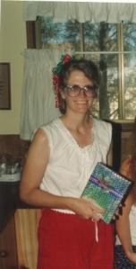 Gayle Cue Age 43 (1993)