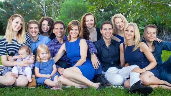 Serge Benhayon and Family