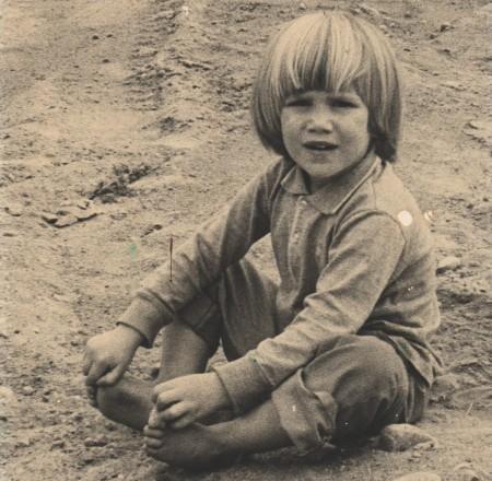 Jo Billings (Age 4)
