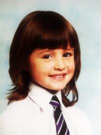 Gyl Rae | Age 4