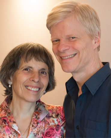 Nicola Lessing (Age 57) + Christoph Schnelle (Age 53)