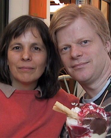 Nicola Lessing (Age 46) + Christoph Schnelle (Age 43)